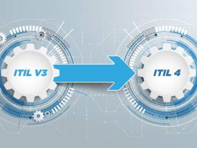 ITIL V3 AND ITIL V4 DIFFERENCES