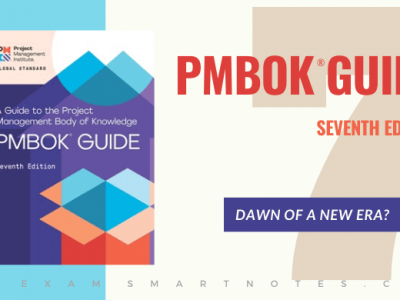 Changes from the PMBOK® Guide – Sixth Edition to the Seventh Edition